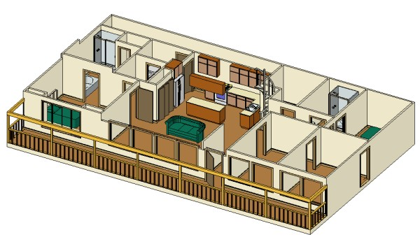Rectangle Roof Home Plans submited images